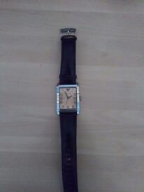 Stunning armani watch