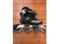 K2 Pro Radical speed skates