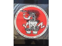 Vinyl picture disk