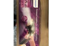 Handheld Garment Steamer - Philips Steam&Go - RRP £90