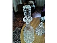 Waterford Crystal Decanter in Lovely Condition
