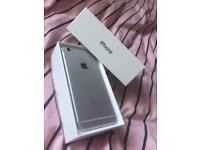 iphone 6s plus silver 64GB unlocked
