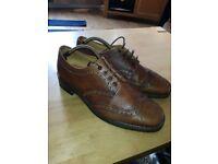 Loake vintage shoes uk size 9
