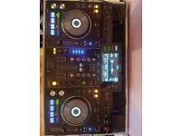 XDJ RX MINT CONDITION WITH BOX + FLIGHT CASE