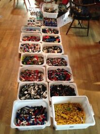 Excellent Lego Collection Sorted 40 kg Job lot Star Wars City Classics North London Delivery