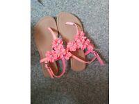Size 3 sandals x2