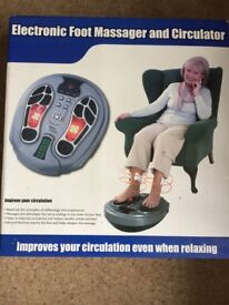 Better Health Electronic Foot Massager and Circulator