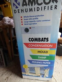 LARGE AMCOR DEHUMIDIFIER GOOD WORKING ORDER