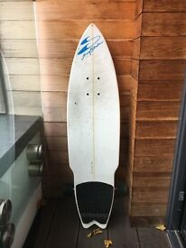 Surfskate Premiere Blue