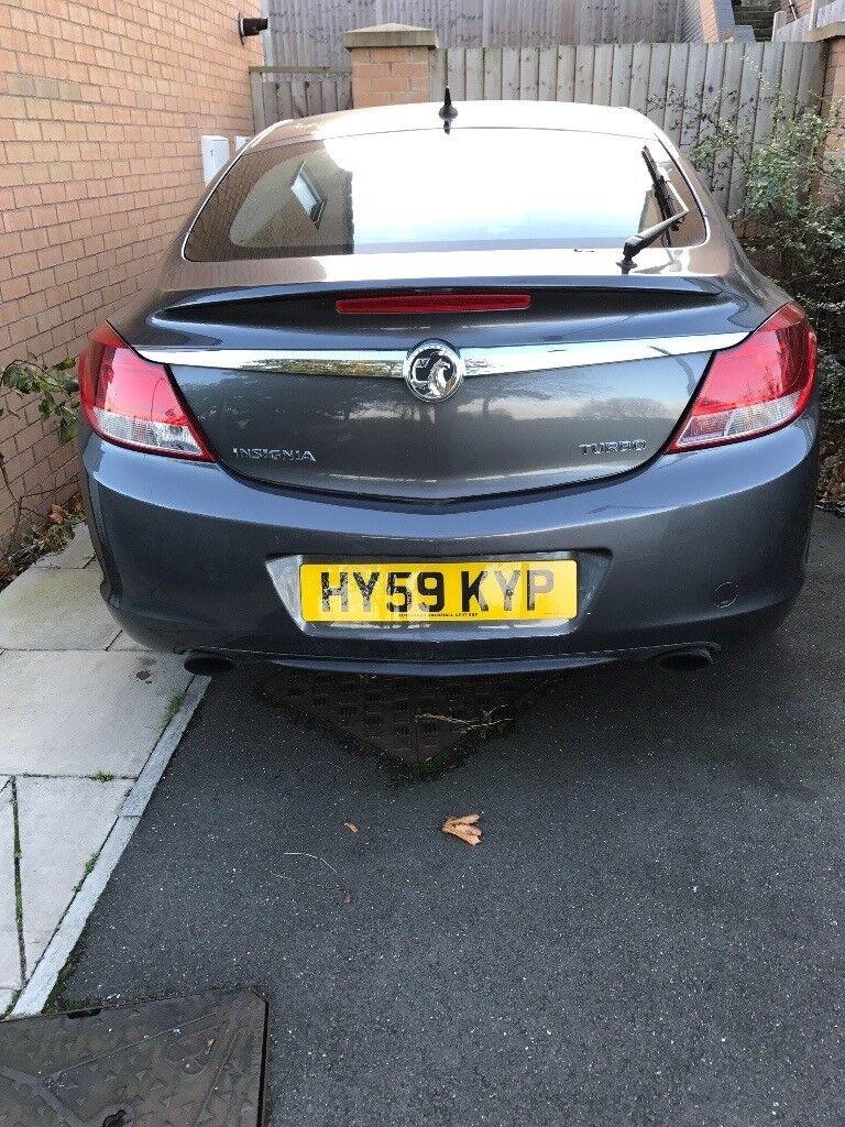 Vauxhall insignia 2.0 SRI NAV TURBO 220bhp