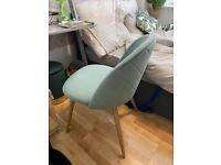 Light green chair