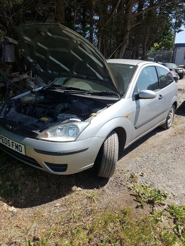 2004 Ford Focus 1 6 16v Petrol Breaking For Parts Old Shape In Castlereagh Belfast Gumtree