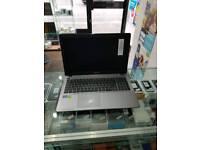 Asus Laptop Intel Core i3 3217U 1.80 Ghz 4gb Ram 500gb Hard Drive Dvd RW Window 8