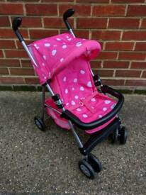 Mamas and Papas Dolls Pushchair