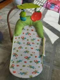 Summer Baby Bath Support