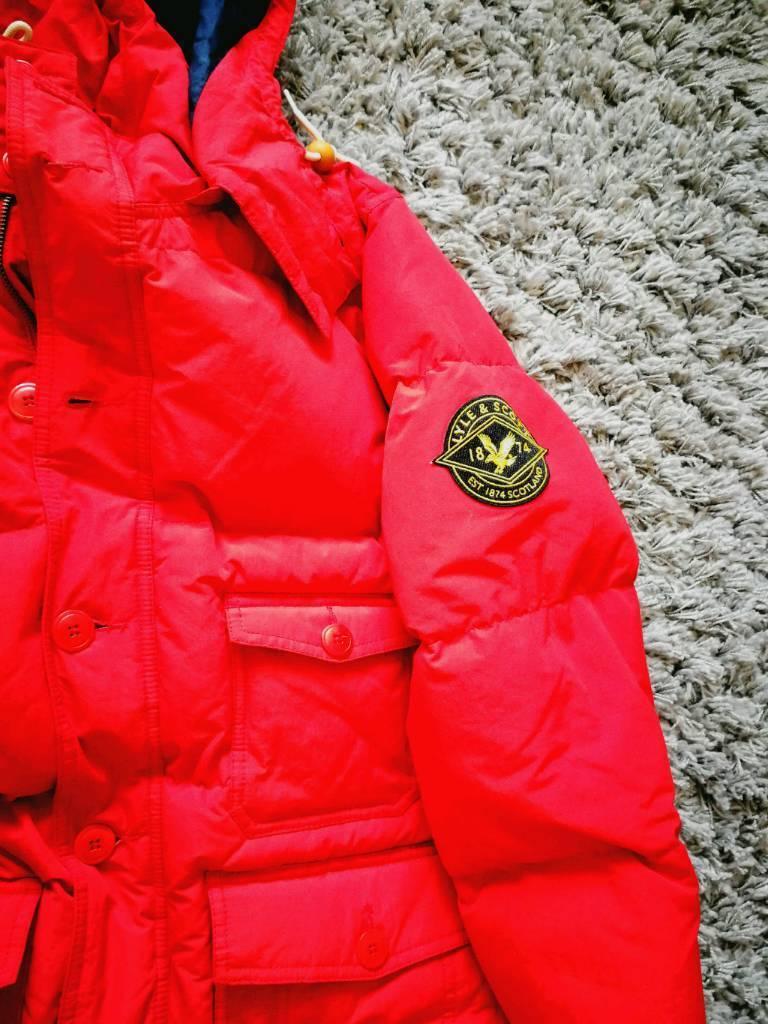 Mens jacket gumtree - Lyle Scott Puffer Coat Mens