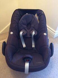Maxi cost pebble car seat