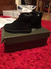 5.5 Toddlers Timberlands