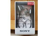 Sony Wireless Bluetooth Sports headphones