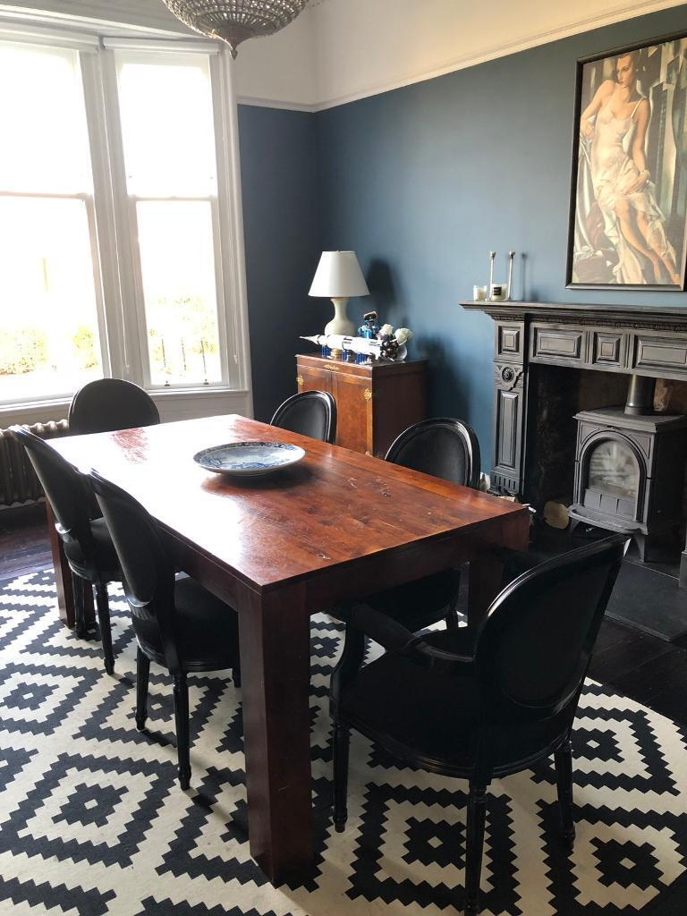 Black Friday Deal Dining Table For Sale In Uddingston Glasgow