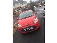 Ford KA 2013 really low mileage low tax excellent conditions