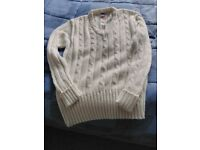 Cricket Jumper Medium Size 42 inch chest Make: Bryan