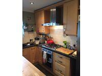 Solid maple kitchen cupboard doors