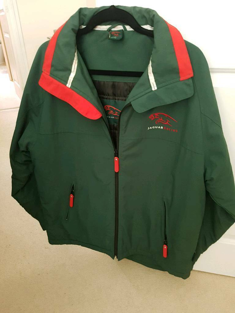 e1b36030333c3f Jaguar Racing Jacket | in Barton Seagrave, Northamptonshire | Gumtree