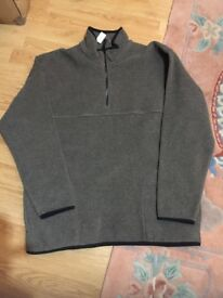 THREE LOVELY FLEECE TOPS - BNWT (NEVER USED)