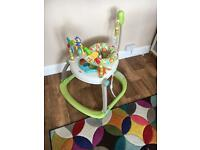 Fisher price jumperoo, space saver