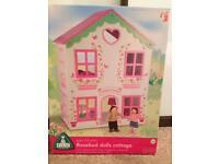 Dolls House- Rosebud Cottage ELC