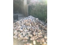 bricks for sale second hand 25p each