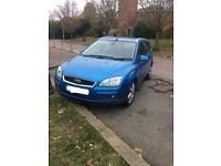 Ford Focus Estate 2006 blue