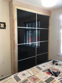 Sliding wardrobe doors made to measure
