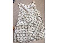 Size 10/12 6items. 2xdresses 4xtops (mamas&papas, mothercare, new look)