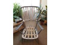 Vintage Ercol Windsor Armchair