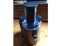 Philips HR1858 whole fruit stainless steel juicer, used once