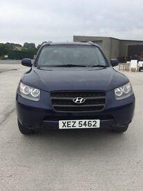 Hyundai 4We santaFe CRTO