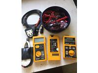 Electrical test meters
