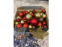 Christmas decorations- baubles