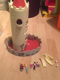 Ben and Holly's magical play castle