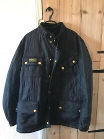 Men's Barbour Coat