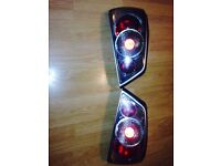 Peugeot 306 rearights