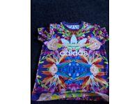 Girls Adidas t shirt