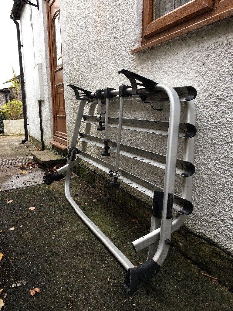 Genuine VW Transporter T6 Bike Rack