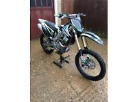 Kawasaki KXF 250 2009 - LOOK