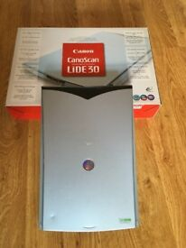 Canon CanoScan LiDE30 Flatbed Scanner