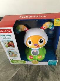 Fisher price dance & move