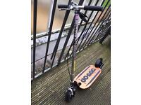 Goped Adult Push Scooter Urban Know Ped /Wide Deck/Hand Brake (stage 4)