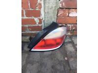 Vauxhall Astra h rear light